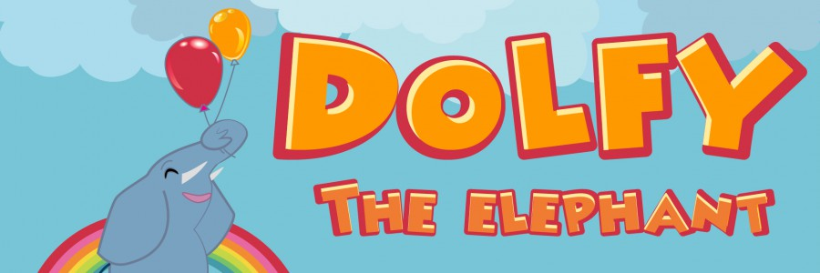 Dolfy The Elephant